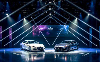 Maserati 新世代油電動力 Ghibli MHEV
