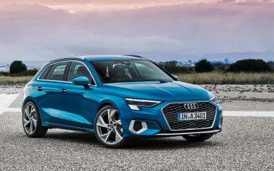 豪華掀背新勢力 全新世代 Audi A3/S3 Sportback