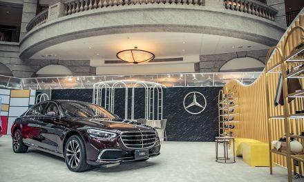 在乎 使然 豪華轎車霸主 The new Mercedes-Benz S-Class. 重磅登場