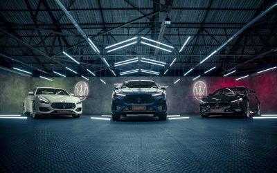 終極性能的完美詮釋  Maserati TROFEO全車系 重裝登場