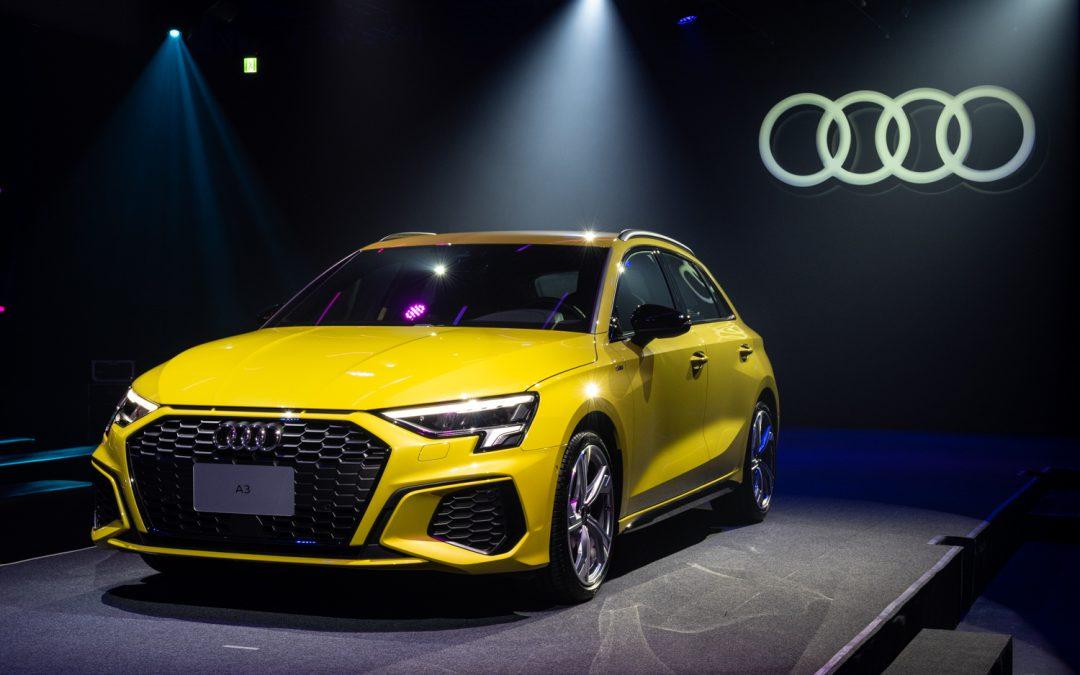 風潮玩家 全新Audi A3 Sportback 領潮上市