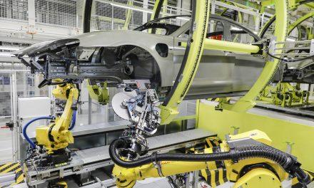 Taycan硬知識:保時捷創新車身防蝕技術 提升Taycan製程效能
