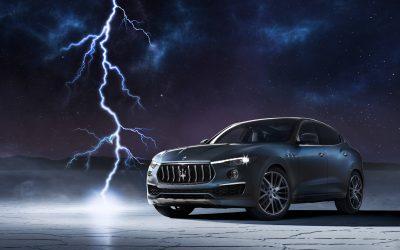 Maserati the new Levante 2.0 全球首演正式亮相 !