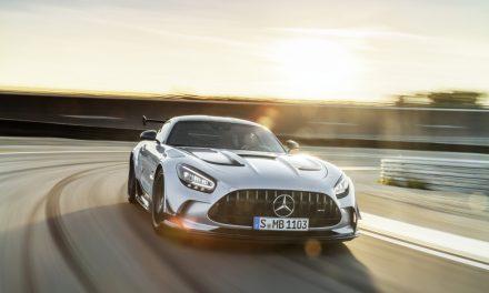 紐柏林最速量產車之王  Mercedes-AMG GT Black Series 限量引進台灣