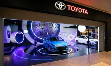 首間「TOYOTA品牌形象館」正式開幕 進駐MITSUI OUTLET PARK林口  宣示電動化車款宏圖