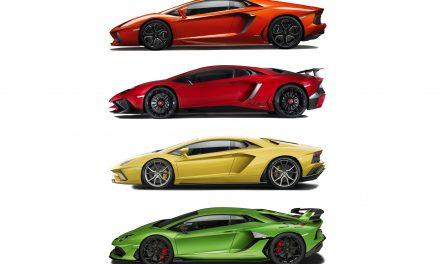 年淬鍊,十足精彩 刻畫經典的傳奇挑戰者:Lamborghini Aventador