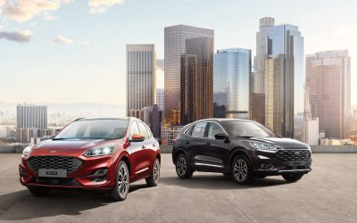 The All-New Ford Kuga 21.5年式「X」強勢登場