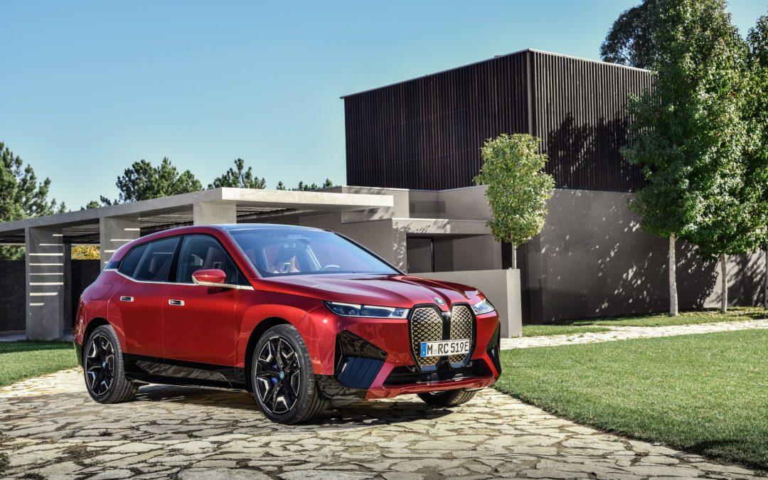 顛覆電能框架 超越眾所期盼 全新BMW iX豪華純電旗艦休旅