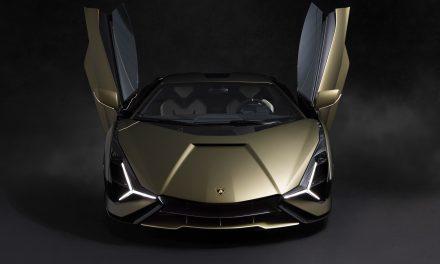 劃時代混合動力非凡超跑 全臺首部Lamborghini Sián 正式抵臺