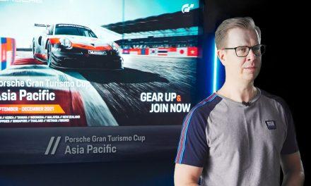 台灣保時捷虛擬賽車即將開跑,精彩可期