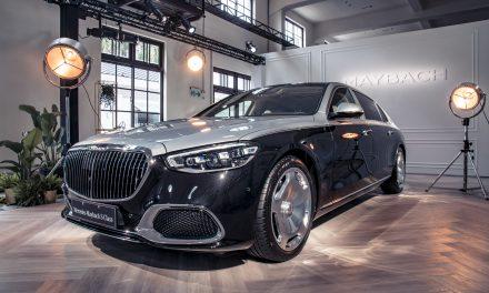 格局之上 自成一格全新 Mercedes-Maybach S-Class 續寫百年殿堂級傳奇