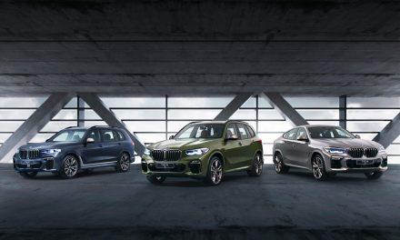 全新BMW X5 M50i / X6 M50i Individual Edition與BMW X7 M50i霸氣登場