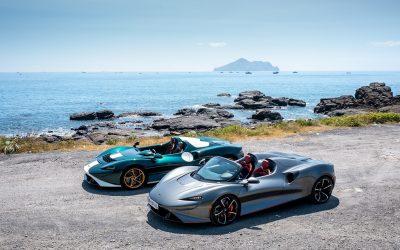 McLaren Elva前擋版本馭風抵台 MSO頂級客製化實現美好嚮往