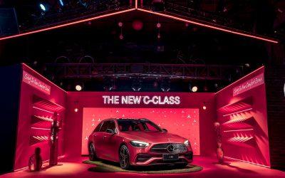 年度最受矚目全新 C-Class 上市:轎車、旅行車雙主打!