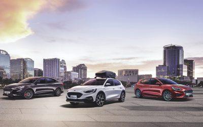 New Ford Focus 2022年式接單攻勢來襲
